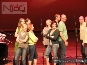 Popkoor Njoy Breda - KAM 2011