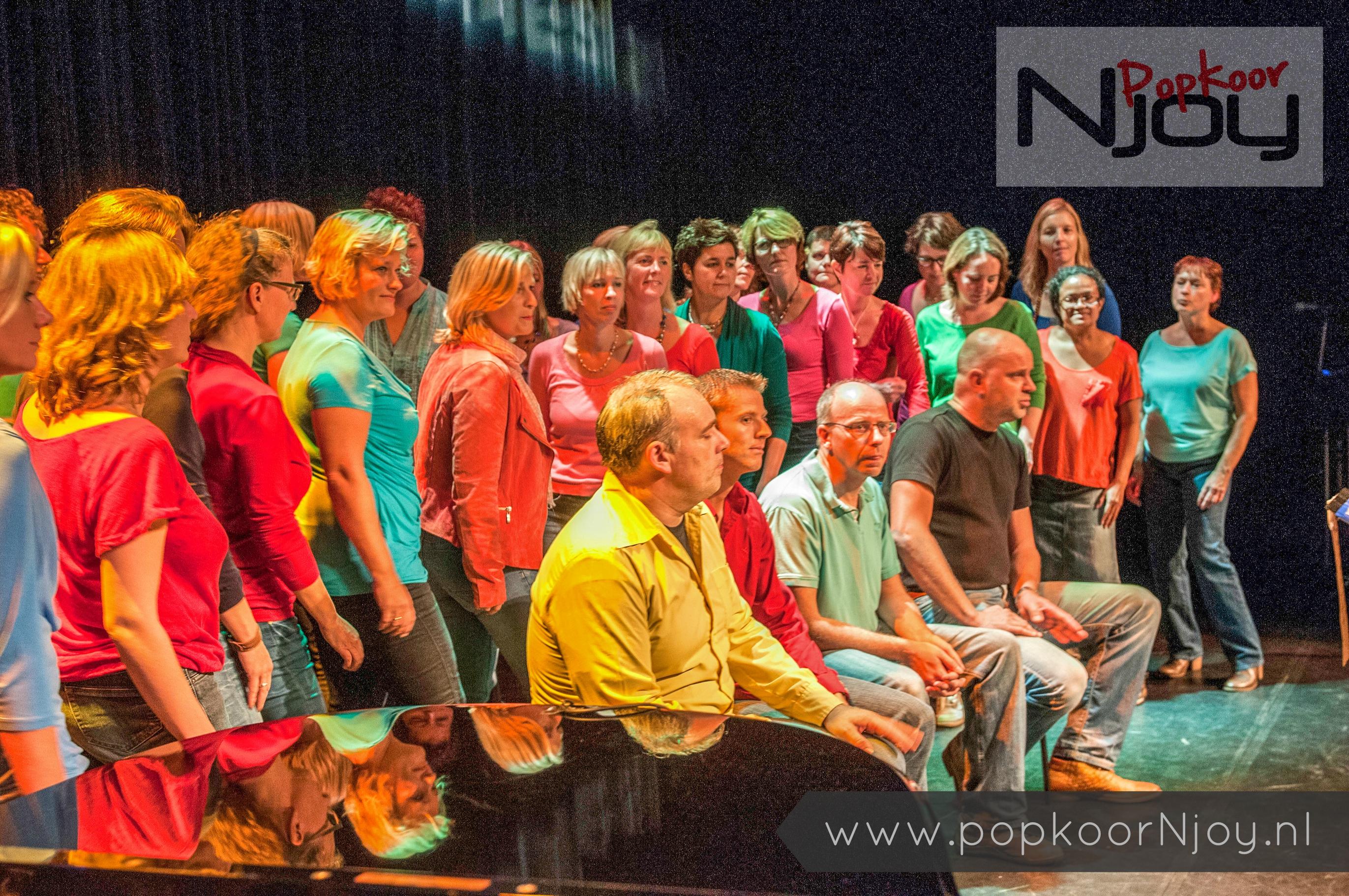 Popkoor Njoy Breda - KAM 2013
