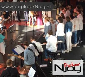 Popkoor Njoy Breda - KAM 2015 (ons combo)
