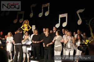 Popkoor Njoy Breda - LEF! 2010