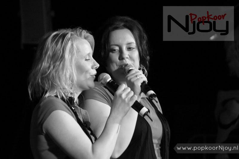 Popkoor Njoy Breda - Optreden LEF! 2009 (2)