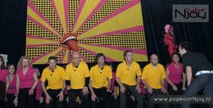 Popkoor Njoy Breda - Optreden LEF! 2010 (3)
