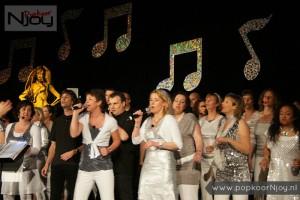 Popkoor Njoy Breda - Optreden LEF! 2010 (4)