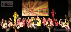 Popkoor Njoy Breda - concert LEF! - april 2010