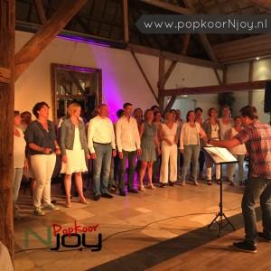 Popkoor Njoy Breda - juli 2015 (1)