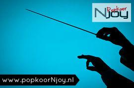 Popkoor Njoy Njoy-vacature dirigent