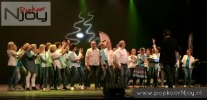 Popkoor Njoy Breda - KAM 2016